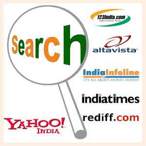 Indian Search Engines
